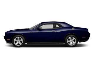 Blackberry Pearl 2012 Dodge Challenger Pictures Challenger Coupe 2D R/T photos side view
