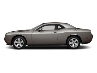 Tungsten Metallic 2012 Dodge Challenger Pictures Challenger Coupe 2D R/T photos side view
