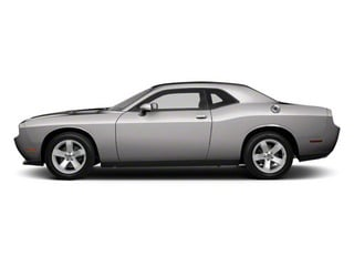 Bright Silver Metallic 2012 Dodge Challenger Pictures Challenger Coupe 2D R/T photos side view