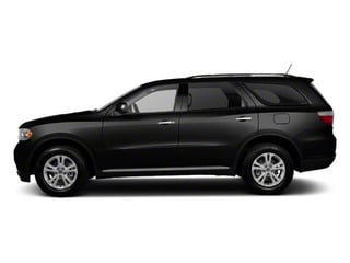 Black Clear Coat 2012 Dodge Durango Pictures Durango Utility 4D Crew AWD photos side view
