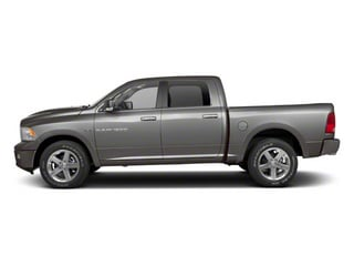 Mineral Gray Metallic 2012 Ram Truck 1500 Pictures 1500 Crew Cab Outdoorsman 2WD photos side view