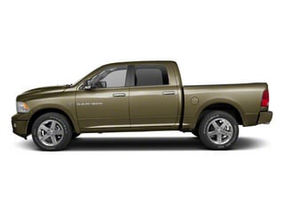 Sagebrush Pearl 2012 Ram Truck 1500 Pictures 1500 Crew Cab SLT 2WD photos side view
