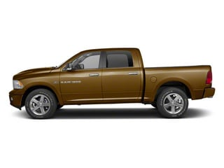 Tequila Sunrise Pearl 2012 Ram Truck 1500 Pictures 1500 Crew Cab Laramie 2WD photos side view