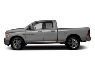Mineral Gray Metallic 2012 Ram Truck 1500 Pictures 1500 Quad Cab Express 2WD photos side view