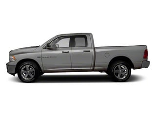 Mineral Gray Metallic 2012 Ram Truck 1500 Pictures 1500 Quad Cab Tradesman 4WD photos side view