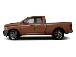 Saddle Brown Pearl 2012 Ram Truck 1500 Pictures 1500 Quad Cab Tradesman 4WD photos side view
