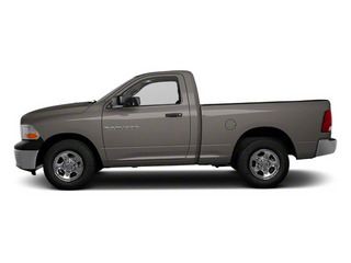 Mineral Gray Metallic 2012 Ram Truck 1500 Pictures 1500 Regular Cab ST 4WD photos side view