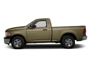 Sagebrush Pearl 2012 Ram Truck 1500 Pictures 1500 Regular Cab ST 4WD photos side view