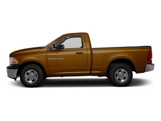 Tequila Sunrise Pearl 2012 Ram Truck 1500 Pictures 1500 Regular Cab ST 4WD photos side view