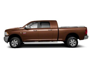 Saddle Brown Pearl 2012 Ram Truck 2500 Pictures 2500 Mega Cab Laramie 2WD photos side view