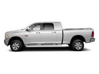 Bright White 2012 Ram Truck 2500 Pictures 2500 Mega Cab Outdoorsman 4WD photos side view