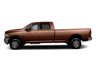 Dark Brown 2012 Ram Truck 2500 Pictures 2500 Crew Cab ST 4WD photos side view