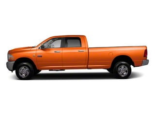 Omaha Orange 2012 Ram Truck 2500 Pictures 2500 Crew Cab ST 4WD photos side view