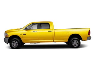 Yellow 2012 Ram Truck 2500 Pictures 2500 Crew Cab ST 4WD photos side view