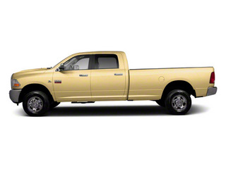Light Cream 2012 Ram Truck 2500 Pictures 2500 Crew Cab ST 4WD photos side view