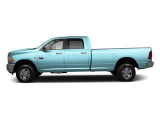 Robin Egg Blue 2012 Ram Truck 2500 Pictures 2500 Crew Cab ST 4WD photos side view