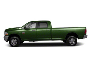 D T Green 2012 Ram Truck 2500 Pictures 2500 Crew Cab ST 4WD photos side view