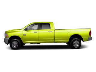 National Fire Safety Lime Yellow 2012 Ram Truck 2500 Pictures 2500 Crew Cab ST 4WD photos side view