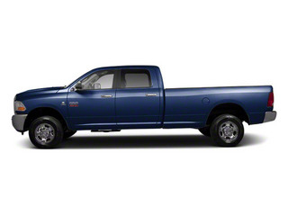 True Blue Pearl 2012 Ram Truck 2500 Pictures 2500 Crew Cab ST 4WD photos side view