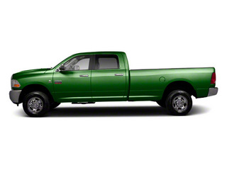 Light Green 2012 Ram Truck 2500 Pictures 2500 Crew Cab ST 4WD photos side view