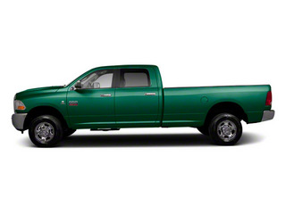 Timberline Green Pearl 2012 Ram Truck 2500 Pictures 2500 Crew Cab ST 4WD photos side view