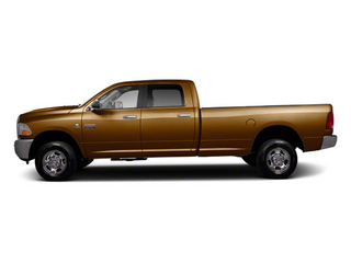 Tequila Sunrise Pearl 2012 Ram Truck 2500 Pictures 2500 Crew Cab ST 4WD photos side view