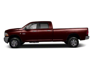 Deep Molten Red Pearl 2012 Ram Truck 2500 Pictures 2500 Crew Cab ST 4WD photos side view