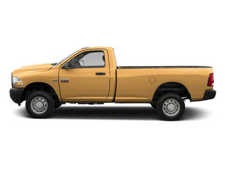 Case Power Tan 2012 Ram Truck 2500 Pictures 2500 Regular Cab Outdoorsman 4WD photos side view