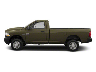 Sagebrush Pearl 2012 Ram Truck 2500 Pictures 2500 Regular Cab SLT 4WD photos side view