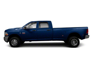 True Blue Pearl Coat 2012 Ram Truck 3500 Pictures 3500 Crew Cab Laramie 2WD photos side view