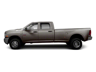 Mineral Gray Metallic 2012 Ram Truck 3500 Pictures 3500 Crew Cab Laramie 2WD photos side view