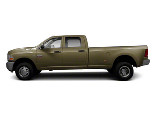 Sagebrush Pearl 2012 Ram Truck 3500 Pictures 3500 Crew Cab Laramie 2WD photos side view