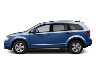 Blue Pearl 2012 Dodge Journey Pictures Journey Utility 4D SE 2WD photos side view