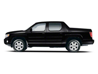 Crystal Black Pearl 2012 Honda Ridgeline Pictures Ridgeline Utility 4D RTS 4WD photos side view