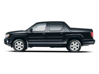 Polished Metal Metallic 2012 Honda Ridgeline Pictures Ridgeline Utility 4D RTS 4WD photos side view