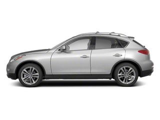 Liquid Platinum Metallic 2012 INFINITI EX35 Pictures EX35 Wagon 4D Journey AWD photos side view