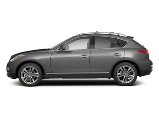 Graphite Shadow 2012 INFINITI EX35 Pictures EX35 Wagon 4D Journey AWD photos side view
