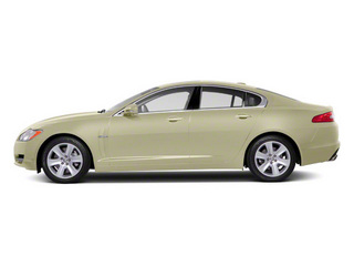 Cashmere 2012 Jaguar XF Pictures XF Sedan 4D photos side view