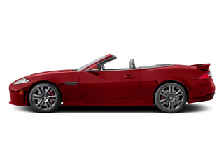 Italian Racing Red 2012 Jaguar XK Pictures XK Convertible XKR-S Supercharged photos side view