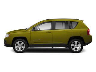 Rescue Green Metallic 2012 Jeep Compass Pictures Compass Utility 4D Limited 4WD photos side view