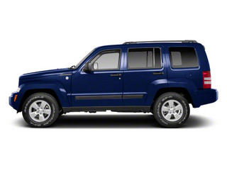 True Blue Pearl 2012 Jeep Liberty Pictures Liberty Utility 4D Sport 2WD photos side view