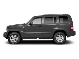 Mineral Gray Metallic 2012 Jeep Liberty Pictures Liberty Utility 4D Sport 2WD photos side view