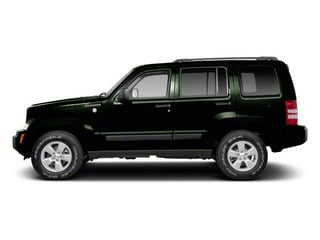 Black Forest Green Pearl 2012 Jeep Liberty Pictures Liberty Utility 4D Sport 2WD photos side view