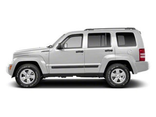 Bright Silver Metallic 2012 Jeep Liberty Pictures Liberty Utility 4D Sport 2WD photos side view