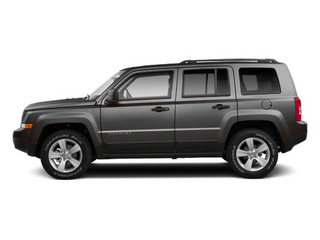 Mineral Gray Metallic 2012 Jeep Patriot Pictures Patriot Utility 4D Latitude 2WD photos side view
