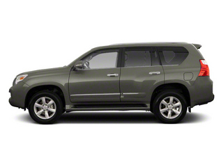 Knight's Armor Pearl 2012 Lexus GX 460 Pictures GX 460 Utility 4D Premium 4WD photos side view