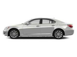 Starfire Pearl 2012 Lexus LS 460 Pictures LS 460 Sedan 4D LS460L photos side view