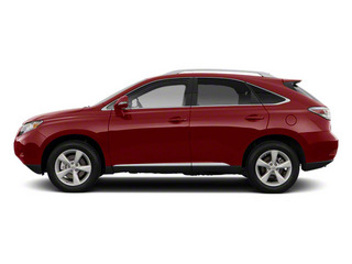 Matador Red Mica 2012 Lexus RX 350 Pictures RX 350 Utility 4D 2WD photos side view