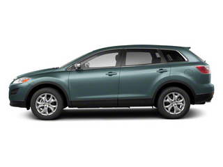 Dolphin Gray Mica 2012 Mazda CX-9 Pictures CX-9 Utility 4D Sport 2WD photos side view