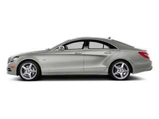Iridium Silver Metallic 2012 Mercedes-Benz CLS-Class Pictures CLS-Class Sedan 4D CLS63 AMG photos side view